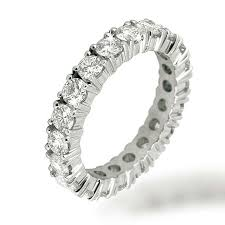 alliance en diamant diamond eternity rings by diamond club