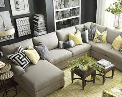 Small But Striking U Shaped 74 Beautiful Lovable U Shaped Sectional Sofa With Chaise And