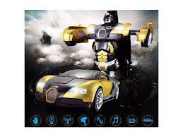 bugatti transformer špičkový transformer autorobot bugatti na dálkové ovládání krony cz