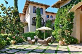 houses with courtyards awesome home style inspiration from homes with courtyards wall