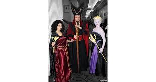 Jafar Halloween Costume Mother Gothel Jafar Ursula Meet Disney Villain Halloween