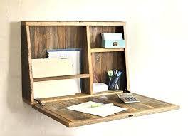 wall mounted fold down desk plans diy folding desk view in gallery fold down desk from west elm diy