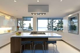 Metal Island Kitchen Kitchen Contemporary Brown Kitchen Island Layouts With Cabinetry