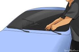 wiper blades for 2000 honda accord how to fix squeaky windshield wiper blades yourmechanic advice