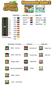 best 25 new leaf hair guide ideas on pinterest acnl hair guide