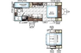 flagstaff rv floor plans new flagstaff by forest river travel trailers travel trailer