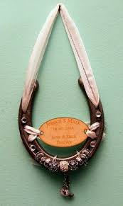 horseshoe ornaments horsenista christmas diy horseshoe ornaments pinteres