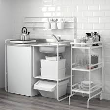 stand alone kitchen sink unit sunnersta mini kitchen width 44 1 8 height 54 3 4