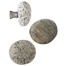 Sea Glass Door Knobs by Drawer Handles And Pulls Wall Sea Stone Cabinet Knobs Or Amazing