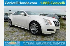 2012 cadillac cts colors used white cadillac cts coupe for sale edmunds