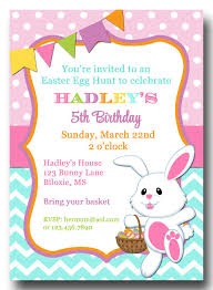 easter brunch invitations easter chevron polka dot invitation printable or printed with free