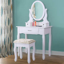 Blue Vanity Table Vanities U0026 Makeup Tables Ebay