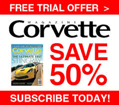 subscription free trial offer corvette magazine