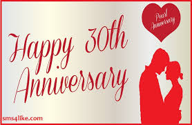 30 wedding anniversary wedding 30th anniversary wedding anniversary quotes for 660 x