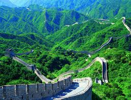 Great Wall Of China On Map by Cnto China Like Never Before