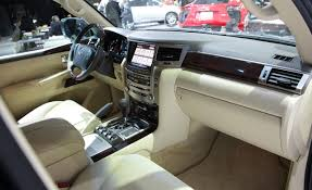 lexus lx interior photos vehicle sightings page 2377 ford f150 forum community of