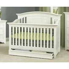 Convertible Cribs Babies R Us Baby Cache Harbor 4 In 1 Convertible Crib White Baby Powell