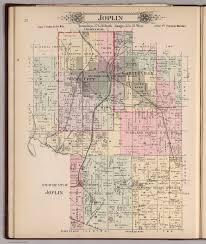 joplin mo map plat of joplin missouri david rumsey historical map collection