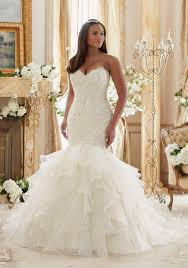large size wedding dresses plus size lace meets organza wedding dress style 3201 morilee
