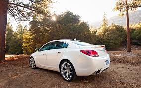2012 buick regal reviews and rating motor trend