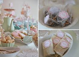 Tea Baby Shower Favors by Tea Bridal Shower Ideas Decorating Of