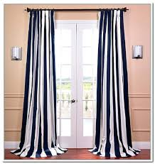 White And Navy Striped Curtains Navy And White Striped Curtains Great Navy And White Striped