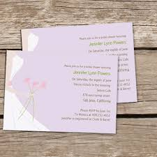Cheap Wedding Invitations Online Printable Wedding Dress Purple Bridal Shower Invitations Cheap