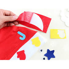 online shop christmas handmade hats toy diy assembly baby kids