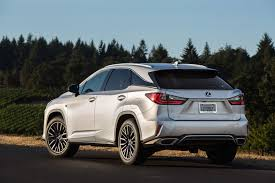 convertible lexus 2016 2016 lexus rx 350 f sport is cohesive insanity review