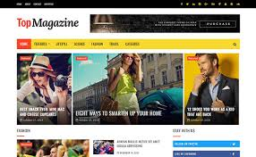how to setup top magazine blogger template sora blogging tips