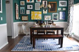 eclectic dining room jamie nickerson