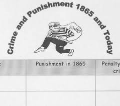 victorian values crime and punishment crime u0026 punishment