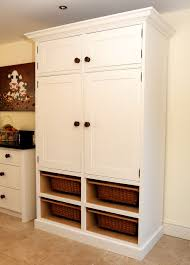 furniture wood kitchen pantry cabinet freestanding pantry homes
