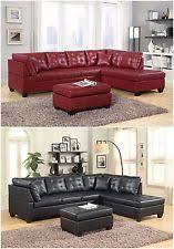 Sofa Set Living Room Leather Living Room Set Ebay