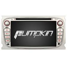 radio for ford focus pumpkin 2din android 5 1 car dvd stereo radio for ford focus