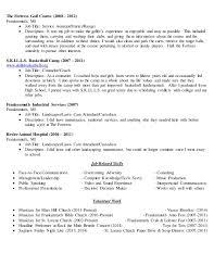 Volunteer Job Description For Resume by Complete Resume