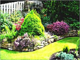 point of the garden small space gardening ideas rock for gardens