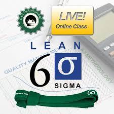 5 hours class online iassc lean six sigma green belt live online time class 5