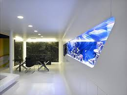 Emejing Designs Of Aquarium For Homes Contemporary Interior - Home aquarium designs