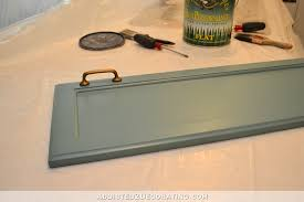how to get polyurethane cabinets my new favorite polyurethane paint addicted 2