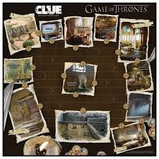 amazon com clue game of thrones board game toys u0026 games