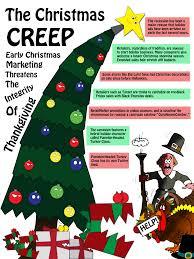 good thanksgiving songs the christmas creep