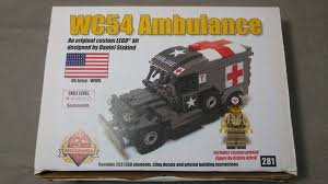 brickmania jeep instructions brickmania kit review wc54 ambulance 281 the brickhorse