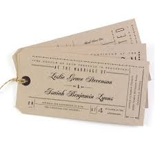 ticket wedding invitations just the ticket invitation invitations by