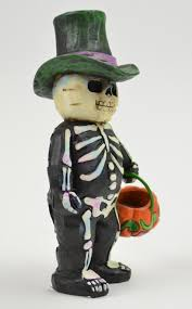 jim shore halloween jim shore figurine heartwood creek mini skeleton halloween decor