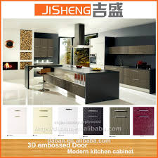 3d embossed china kitchen cabinet kitchen cabinet simple designs