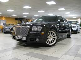 chrysler 300c srt chrysler 300c 3 0 crd srt 4dr automatic for sale in alfreton