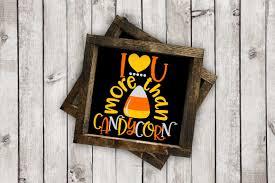 i love you more than candy corn cut fil design bundles