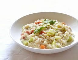 comment cuisiner le celeri recette de risotto au céleri branche et au grana padano 120