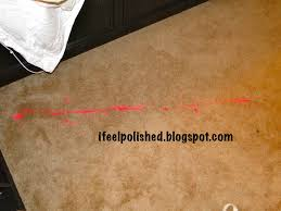 i feel polished removing nail polish from carpet